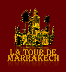 LA TOUR DE MARRAKECH